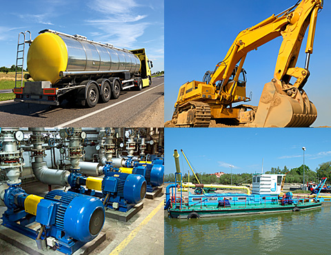 Experts in Heady Duty Equipment acquisition