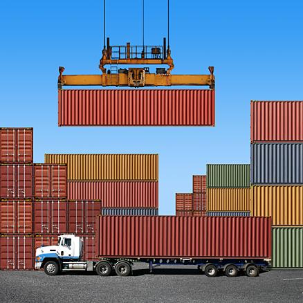 Logistics - Loading Truck